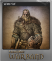 Mount & Blade Warband Foil 8