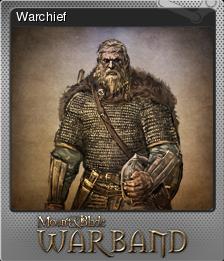 Mount & Blade Warband Foil 8