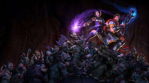 Orcs Must Die! 2 Artwork 5