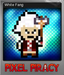 Pixel Piracy Foil 10