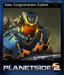PlanetSide 2 Card 1