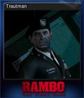 Rambo The Video Game Card 4