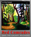 Red Comrades Save the Galaxy Reloaded Foil 2