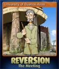 Reversion - The Meeting Card 5