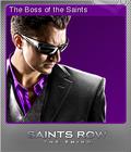 Saints Row The Third Foil 6
