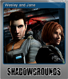 Shadowgrounds Foil 6