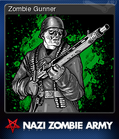 Sniper Elite Nazi Zombie Army Card 7