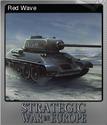 Strategic War in Europe Foil 8