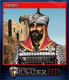 Stronghold Crusader HD Card 5
