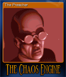 The Chaos Engine Card 5