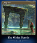 The Elder Scrolls Online Card 4