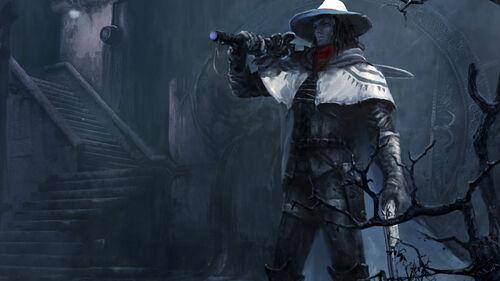 The Incredible Adventures of Van Helsing Artwork 5
