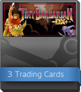 Tiny Barbarian DX Booster