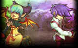 Valdis Story Abyssal City Background Dragon and Cursed