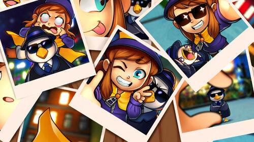 A Hat in Time Artwork 09