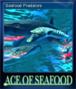 Ace of Seafood Card 1