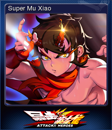 Attack Heroes Card 3