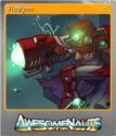 Awesomenauts Foil 4