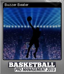 Basketball Pro Management 2015 Foil 6