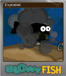 Blowy Fish Foil 4