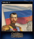 Colonial Conquest Card 08