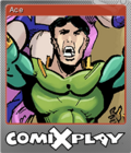 ComixPlay 1 The Endless Incident Foil 3