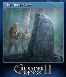 Crusader Kings II Card 5