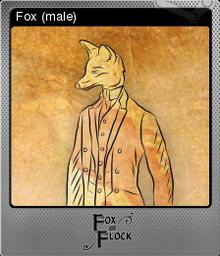 Fox & Flock Foil 1