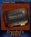 Grandpa's Table Card 06