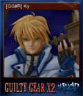 Guilty Gear X2 Reload Card 09