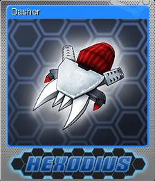 Hexodius Foil 3