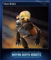 Mayan Death Robots Card 8