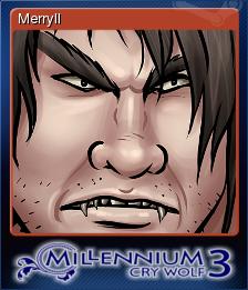 Millennium 3 Cry Wolf Card 7