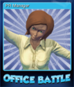 Office Battle Card 2