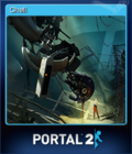 Portal 2 Card 1