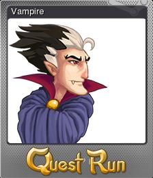 Quest Run Card 08 Foil