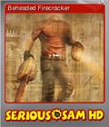 Serious Sam HD The First Encounter Foil 7
