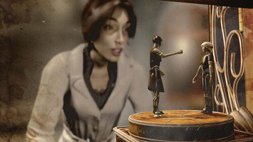 Syberia Artwork 6