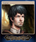 The Dark Eye Chains of Satinav Card 1