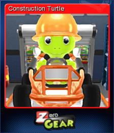 Zero Gear Card 8