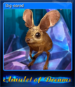 Amulet of Dreams Card 3