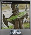 Brutal Legend Foil 3