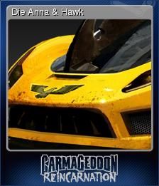 Carmageddon Reincarnation Card 3
