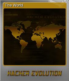 Hacker Evolution Foil 1