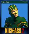 Kick-Ass 2 Card 1