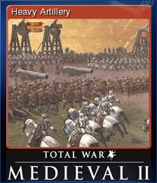 Medieval II Total War Card 5