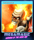 Megamagic Wizards of the Neon Age Card 2