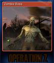 Operation Z Card 2