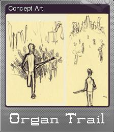 Organ Trail Foil 6