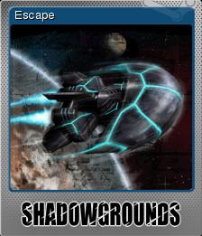 Shadowgrounds Foil 1